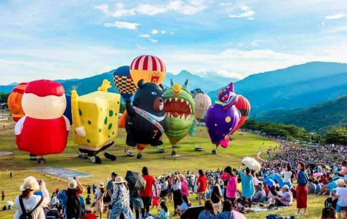 臺東縣政府提供-2020臺灣國際熱氣球嘉年華-0051 (1)